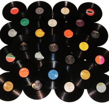 12 inch record