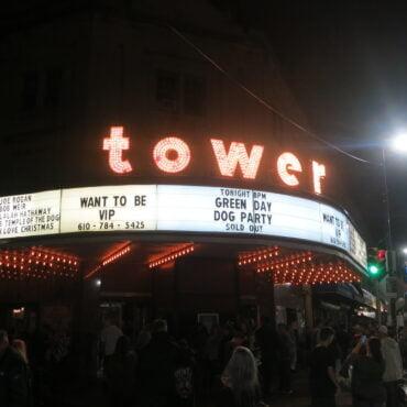 Tower Theater Philadelphia